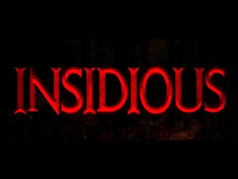 The titles to Insidious (2010)