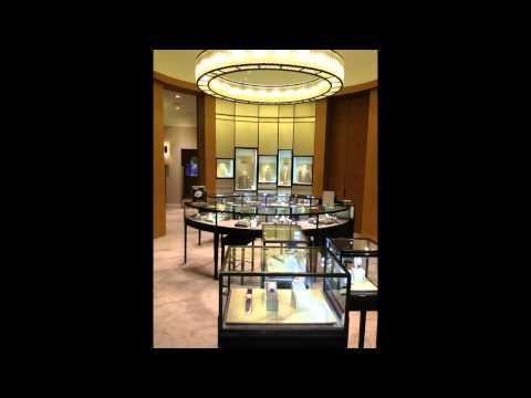 Jaeger-LeCoultre Vegas Boutique Store – Los Vegas, Nevada, USA