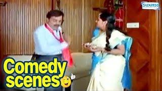 Kalpana movie Comedy - Scene 11 - Upendra - Kannada Comedy Scenes
