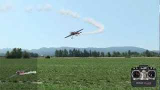 """Russian Aerobatics 101: Part 2/2"" with a Yakovlev Yak-54 in RealFlight 6 by Valtarys"