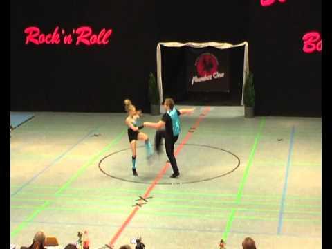 Marieke Speck & Max Ickenstein - Landesmeisterschaft NRW 2012