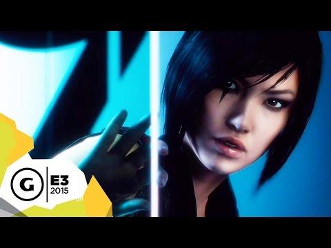 An Open World Mirror's Edge Sounds Pretty Good! - E3 2015 EA Press Conference