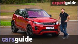 Range Rover Evoque 2019 review