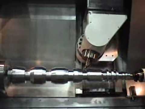 Doosan Puma MX 3000 Complex Cut