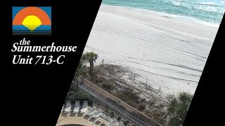 Unit 713-C Summerhouse Panama City Beach Vacation Condo
