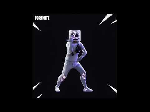 Marshmello Gets His Own Crazy Fortnite Skin and Emote