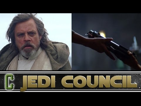 Collider Jedi Council - Mark Hamill Confirms Original Opening of The Force Awakens