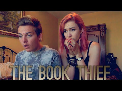 The Book Thief TRAILER REACTION