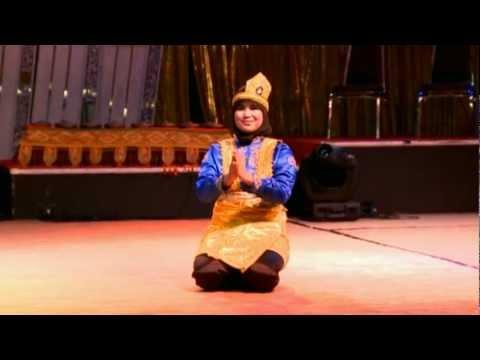 Petunjuk Tari Saman (dance Instruction) video