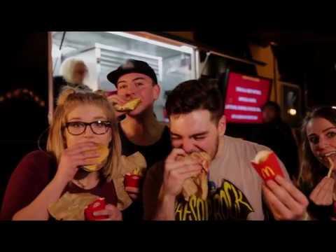 McDonalds Big Mac Promo - Ryan Ao Media Portland Cinematographer Videographer Photographer