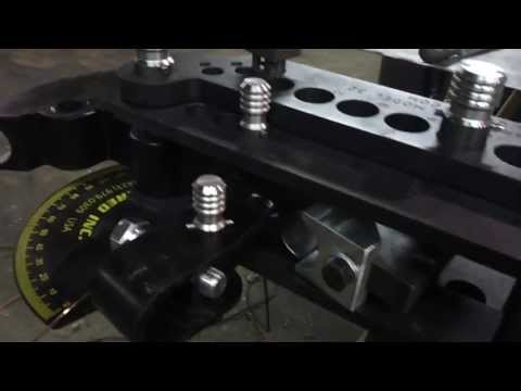 JD2 Model 32 Tubing Bender