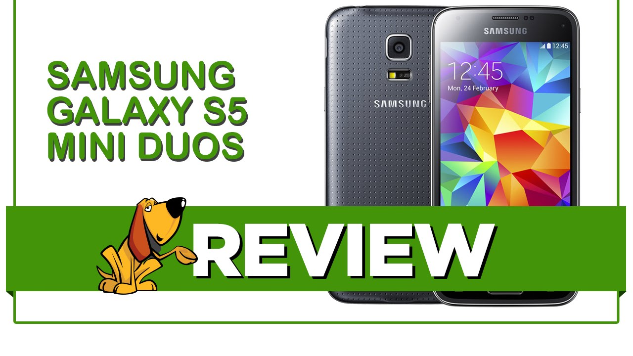 smartphone samsung galaxy s5 mini duos review youtube. Black Bedroom Furniture Sets. Home Design Ideas
