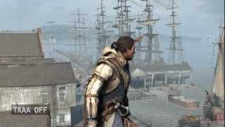 ASSASSIN'S CREED 3 'GEFORCE GTX PC Technology' Trailer