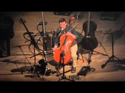 ThePianoGuys LIVE in Manchester - Steven Sharp Nelson was raised British & The Cello Song