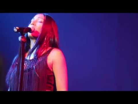Video: Melanie Fiona Performs In Atlanta & Pays Homage To Kendrick Lamar & Lauryn Hill