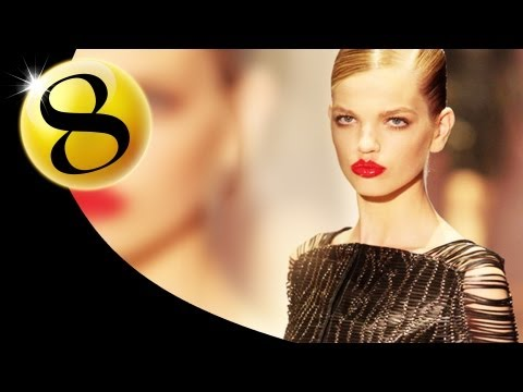 #8 Daphne Groeneveld - Spring 2012 First Face Countdown | Fashiontv - Ftv video
