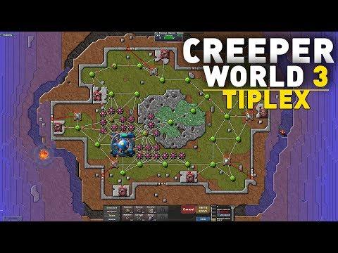 Прохождение CREEPER WORLD 3 - TIPLEX #10
