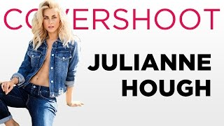 Julianne Hough Cover Shoot | Behind The Scenes | Shape