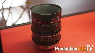 CW Sonderoptic Launches Large Format Leica Thalia Lenses at NAB 2017