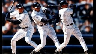 Bernie Williams career highlights