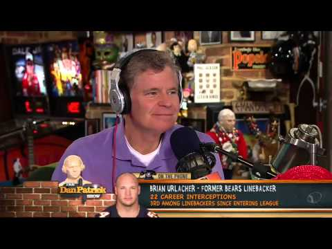 Brian Urlacher on The Dan Patrick Show 5/22/13