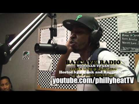 Joey Jihad Freestyle part1 on Batcave Radio