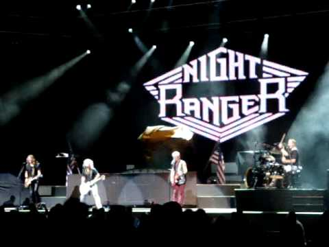 NIGHT RANGER - (You Can Still)ROCK IN AMERICA