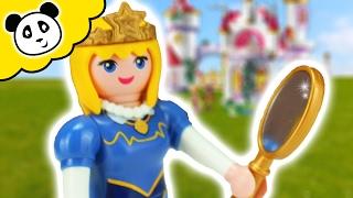 ⭕ PLAYMOBIL Super 4 👸 Prinzessin Leonora 👸 Spielzeug ausgepackt & angespielt - Pandido TV