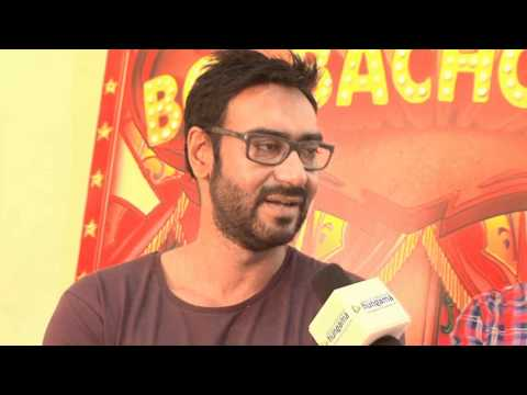 Ajay Devgn On Chalao Na, Gangajal 2, Son Of Sardar, Film With Kajol