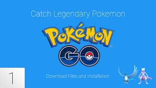 Download Files And Installation Pokemon Go MITM Capture Legendary 1 VideoMp4Mp3.Com