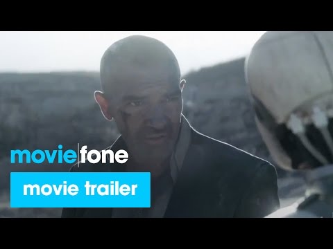 'Automata' Trailer (2014): Antonio Banderas, Melanie Griffith