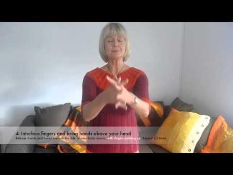 Biggan Talks: Stretches for Knitters