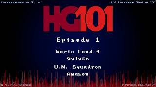 Top 47k Games Episode 001 - Wario Land 4, Galaga, U.N. Squadron, Amagon