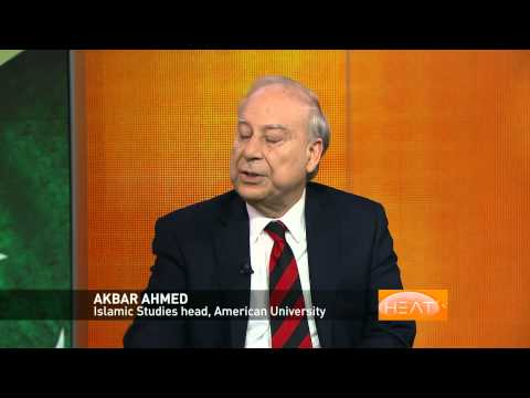 Akbar Ahmed and Moeed Yusuf talk about Pakistan's conflict with India