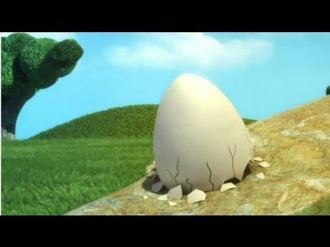 Glampersy - Яйцо - Мультипликация, мультсериал для детей