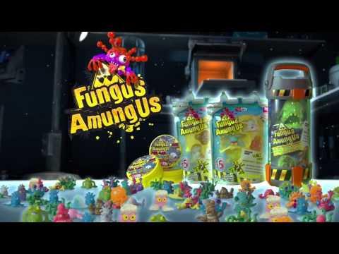 Супербактерии. Фигурки  Fungus Amungus thumbnail