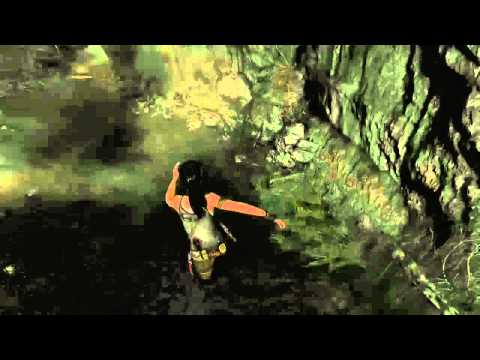 Game Fails: Tomb Raider Definitive Edition