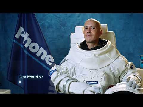 Phone House ironiza sobre el viaje espacial de Bezos