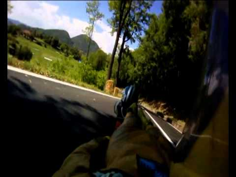 Streetluge Will Stephenson Worcester College of Technology FE Awards Video