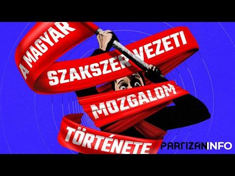 A szakszervezeti mozgalom története 1945-től napjainkig!