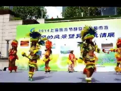2014 Shanghai Tourism Festival - Brazil Group 2
