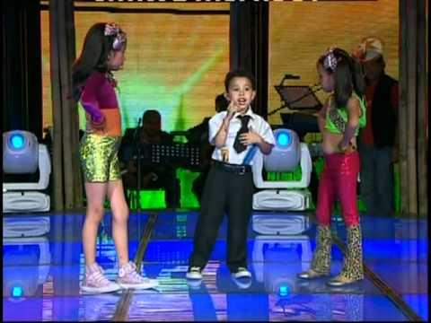 Las Nacas - El Gran Show De Los Peques