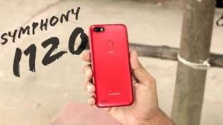 Symphony i120 Hands on Review in Bangla