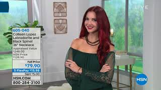 HSN | Colleen Lopez Gemstone Jewelry 09.14.2018 - 05 PM