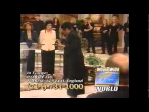 Juanita Bynum on TBN 2003