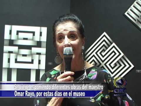 CNC ZARZAL   El Museo Rayo por estas dias realiza grandes exposiciones