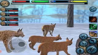 Ultimate Lynx Family Simulator, Ultimate Arctic Simulator, By Gluten Free Games