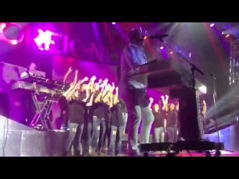 Gilford High School Choir with Foreigner 7/6