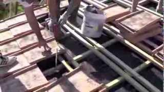 Posa a secco del tetto ventilato con coppi e tegole   Solava