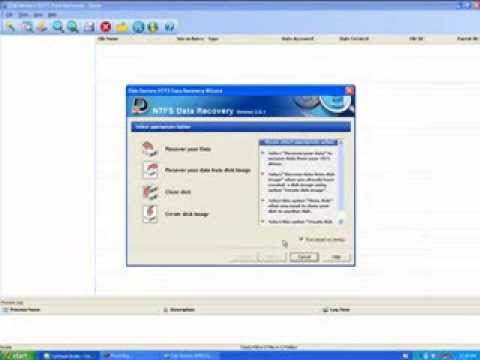 How To Install NTFS Data Recovery Software
